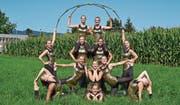 Gymnastik-Gruppe Kreuzlingen – Gruppe 1 (Bild: PD)
