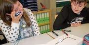 Der Ozobot macht Schule (Bild: PD)