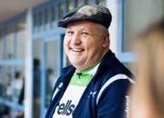 Yannick Cavallin ist Leiter bei den Bodensee-Kickers von Plussport Thurgau. (Bild: SRF)