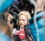 «Gutes Urteil»: Staatsanwältin Barbara Loppacher. (Bild: Ennio Leanza/Keystone (16. März 2018))