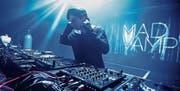 Der Buchser DJ MadVamp legt am kommenden Samstag im Krempel auf. (Bilder: Angelina Wegman, Manuel Rusch)