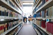 Ausserrhoden unterstützt Studierende während maximal vier Jahren mit Stipendien und Darlehen. (Bild: Urs Jaudas)