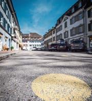 Die Freie Strasse in der Altstadt bewegt die Gemüter. (Bild: Reto Martin)