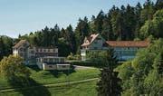 Der «Sonneblick»: Das Haus rechts haben einst Flüchtlinge erstellt. (Bild: pd)