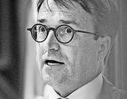 David H. Bon Stadtpräsident Romanshorn (Bild: Reto Martin (Reto Martin))
