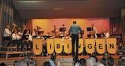 Die Musikgesellschaft Libingen lädt bald zu den nächsten Unterhaltungen ein. (Bild: PD)