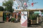 Erstmals seit 2012 fand in Münchwilen wieder eine Gewerbemesse statt. (Bilder: Florian Beer)