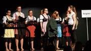 Der «Jasager» auf der Bühne des Kreuzlinger Dreispitzes. (Bild: PD)