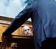 In der SVP geht man davon aus, dass sich Finanzminister Ueli Maurer im Bundesrat für die Position seiner Partei einsetzt. Ob er dies tatsächlich tut, ist indes zweifelhaft. (Bild: Peter Klaunzer/Keystone (Bern, 31. Mai 2017))