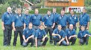 Die 14 Mitglieder der Silvestertreichler Märstetten freuen sich in Meiringen über den Zuschlag. (Bild: pd)