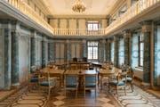 Das Ausserrhoder Kantonsgericht verurteilte den 31-Jährigen zu einer Freiheitsstrafe von fünf Jahren. (Bild: Keystone)
