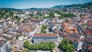 Kantons- und Stadtbibliothek im Herzen der Stadt vereinen (Bild: Urs Bucher)