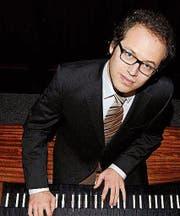 Christoph Lowis ist seit zwei Jahren Hauptorganist. (Bild: PD)