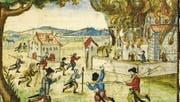 Der Thurgau brennt: Sturm auf die Kartause Ittingen, 1524. (Bild: PD)