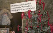 Eine Frauenfelder Delegation war vergangenen Dezember zur Chlausbescherung in Kufstein. (Bild: Enzo Marzoli)