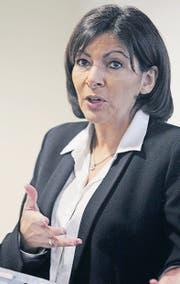 Anne Hidalgo: Sozialistin, Kämpferin für Sozialwohnungen, dreifache Mutter. (Bild: ap/Thibault Camus)