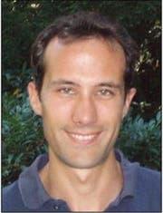 Alexander Giordano, Prognostiker von MeteoSchweiz. (Bild: pd)