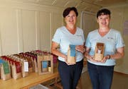 Die Tobler Manufaktur präsentiert stolz ihr Sortiment. (Bild: VAC)