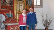 Das Seelsorger-Ehepaar Susanne und Jürgen Bucher wirkte 15 Jahre in Horn. (Bild: Ramona Riedener)