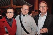 Irene Baumgartner, Hans Peinhopf, Hans Moser.