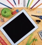Ein handlicher Computer: Das Tablet wird die Lernenden bald durch die ganze Schulzeit begleiten. (Bild: Fotolia)