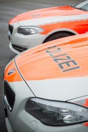 Die St.Galler Kantonspolizei will den PNOS-Anlass begleiten. (Bild: Samuel Schalch)