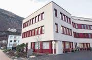 In dieser Liegenschaft ist der Firmensitz der Gable Insurance in Vaduz. Die Firma musste die Insolvenz anmelden. (Bild: Daniel Schwendener)