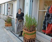 Jaro Liechti ist in Herisau keine Unbekannte: Vor fast 30 Jahren eröffnete sie ihr erstes Kleidergeschäft in Herisau. (Bild: KER)