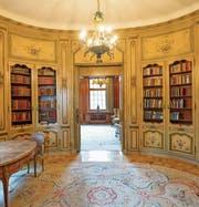 Der Käufer von Schloss Eugensberg erhält das Inventar aus zwei Jahrhunderten dazu. (Bilder: Donato Caspari)