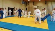 Wie der Judoclub Tadashi können auch die anderen Goldacher Vereine die Infrastruktur der Gemeinde kostenlos nutzen. (Bild: zVg)