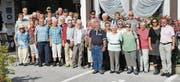 Die Seniorinnen und Senioren wurden in ihren Ferien vom schönen Wetter verwöhnt. (Bild: PD)