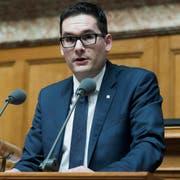 David Zuberbuehler, Nationalrat des Kantons Appenzell Ausserrhoden, steht hinter dem Vorstoss, die amtlichen Heiratsanzeigen wieder zu veröffentlichen. (Bild: LUKAS LEHMANN (KEYSTONE))