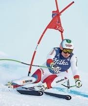 «Manchmal fehlte nicht viel zu einem Topresultat», sagt der Skirennfahrer Ralph Weber. (Bild: Johann Groder/Expa/Freshfocus)