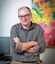Jörg Gross ist seit 2003 Staatsanwalt für Tierdelikte im Kanton St. Gallen. (Bild: Urs Bucher)