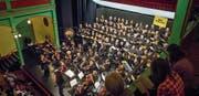 Im Juni werden in der Tonhalle Szenen für den Film «The Zurich Liaison», der vom Leben Richard Wagners handelt, gedreht. (Bild: Michel Canonica)