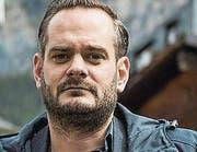 Jonas Lüscher Schriftsteller (Bilder: Keystone)