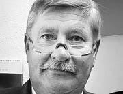 Jürgen Knaak, Geschäftsführer Arbon Energie AG. (Bild: me)