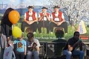 Lange Gesichter im Appenzellerland: Das Bundesgericht hat den Käsestreit entschieden. (Bild: Keystone)