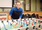 Patrik Landolt gehört zu den erfolgreichsten Spielern des Vereins. (Bild: Corinne Hanselmann)