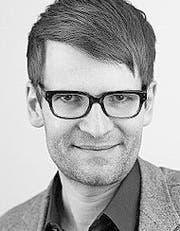 Tobias Gafafer, Stellvertretender Leiter Bundeshausredaktion NZZ Regionalmedien