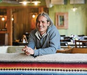 Markus Ritzinger im Salón seines Restaurants US-Mex in Frauenfeld. (Bild: Donato Caspari)