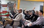 51 Stimmberechtigte waren an der Versammlung. (Bild: Rudolf Steiner)