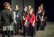 Die Projekte, die vom Lotteriefonds profitieren, sind zahlreich. So auch die Ostschweizer Schultheatertage, hier in Weinfelden. (Bild: Reto Martin)