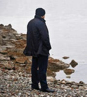Blick ins Weite: Der Vater vermisst seine Tochter Xenia* jeden Tag. (Bild: Donato Caspari)