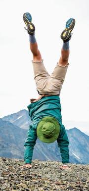 Männer, die auf ihre Gesundheit achten und sich erden, sind zufriedener. (Bild: Andrew Peacock/Getty)