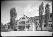 Bis heute ist das Personalrestaurant im selben Gebäude wie 1918 untergebracht. (Bild: Bühler AG)