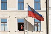 Das Fürstentum Liechtenstein und der Kanton St. Gallen arbeiten an einer Regelung für grenzüberschreitende Dienstleistungen. (Bild: ky/Peter Klaunzer)