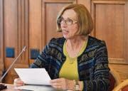 Die neue Einwohnerratspräsidentin Barbara Zeller gehört seit 2007 dem Parlament an. Sie bezeichnet ihre politische Einstellung als grünliberal. (Bild: cal)