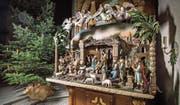 Prunkstück in der katholischen Kirche Steinebrunn (Bild: Reto Martin)