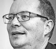 Walter Schönholzer Gemeindepräsident von Kradolf-Schönenberg (Bild: Reto Martin)